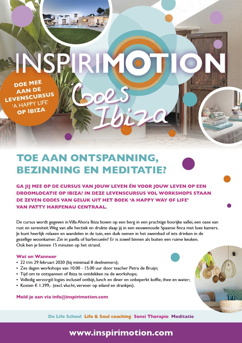 A3 Poster Inspirimotion Goes Ibiza V2